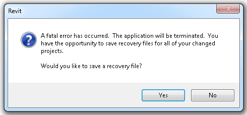 Revit Disaster Recovery | Axoscape
