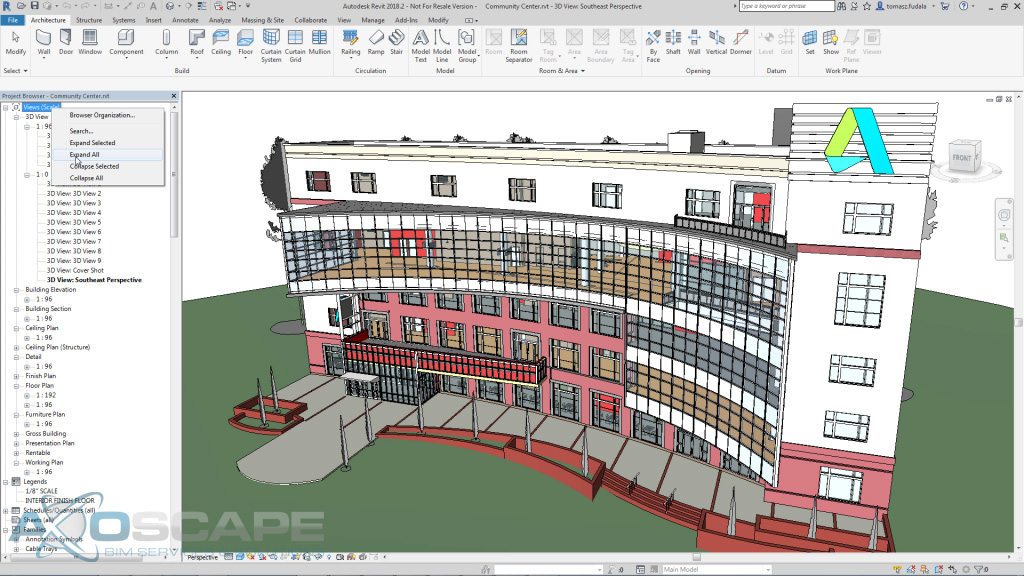 Most Recent Revit Versions Reviewed   Axoscape